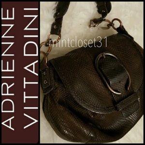 Adrienne Vittadini Leather Purse